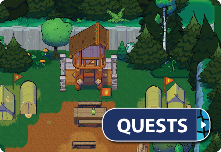 About the Quests